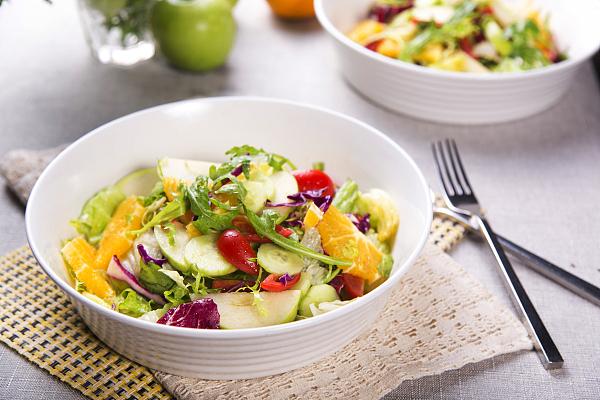 v沙拉期间吃沙拉真相靠谱?蔬菜了解一下怎样瘦身最快中小学生图片