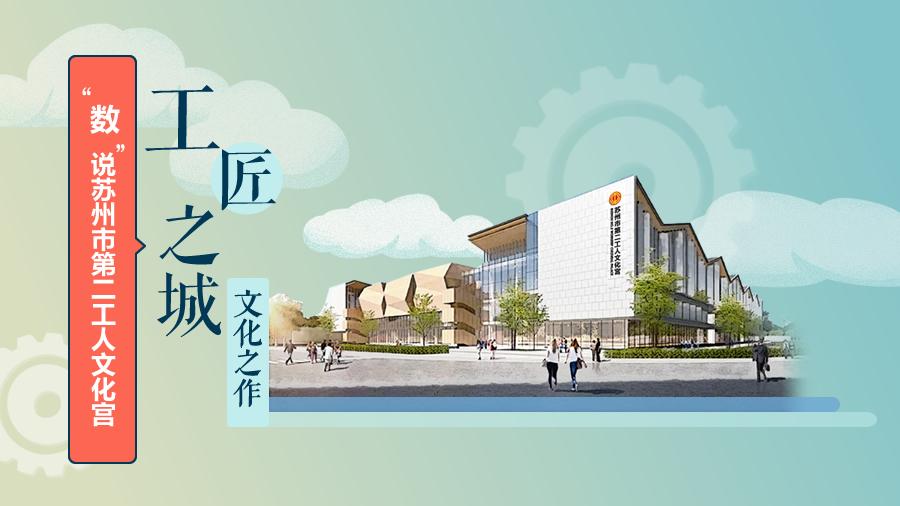 【动画】苏州市第二工人文化宫即将正式启用
